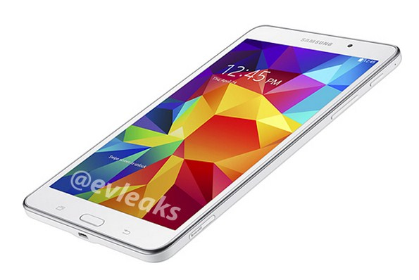 Первая информация о 7-дймовом планшете Samsung Galaxy Tab 4.0