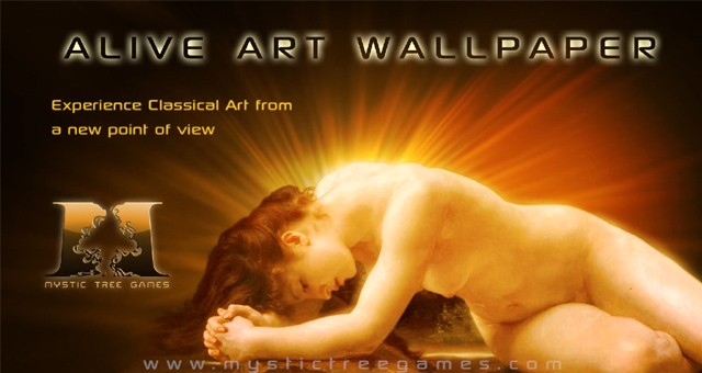 ALive Art Wallpaper – шедевры искусства для Galaxy S5, S4, S3, Note 3, Ace 2