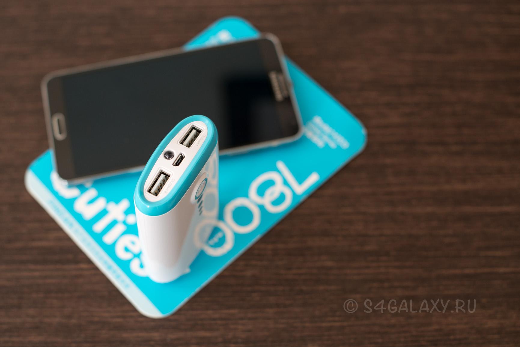 Батарея для Galaxy S5 повышенной емкости