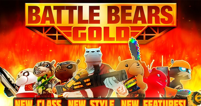 Battle Bears Gold – медвежьи войны для Samsung Galaxy S5, S4, Note 3