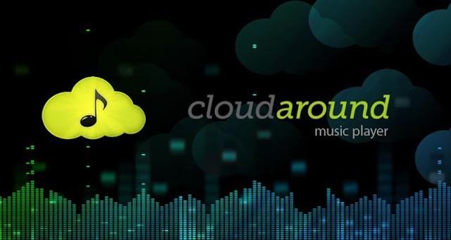 CloudAround – облачный проигрыватель для Галакси С5, С4, Нот 3