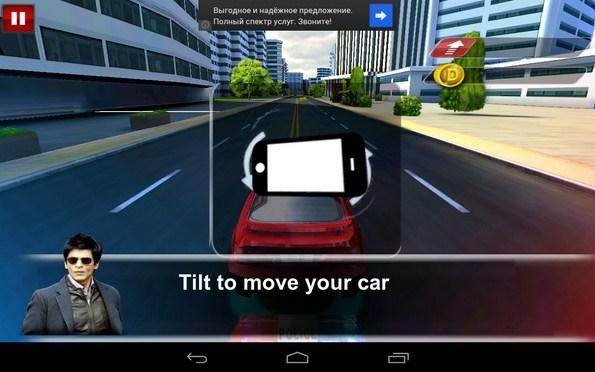 Don2: On the run – гонка-преследование для Samsung Galaxy S5, S4, Note 3
