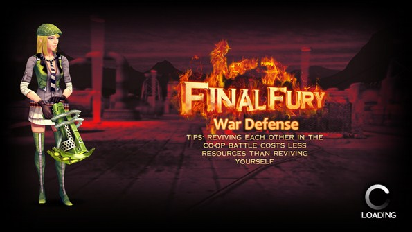 Final Fury War Defense – защита от пришельцев для Samsung Galaxy S5, S4, Note 3