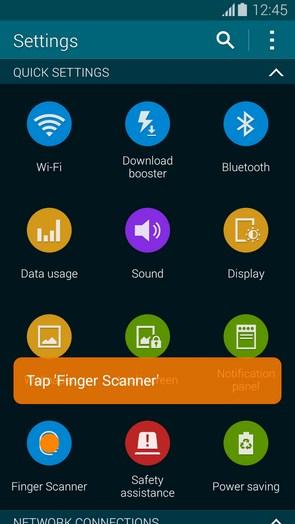 Galaxy S5 Experience - виртуальное тестирование особенностей Галакси С5