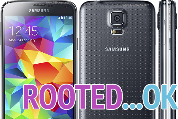 How To Root Samsung Galaxy S5 Sm G900f Snapdragon With Cf Auto ...