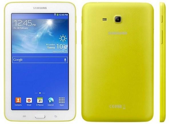 Обзор основных характеристик Samsung Galaxy Tab 3 Lite 7.0