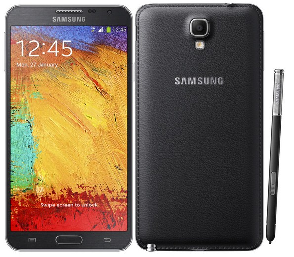 Дизайн и характеристики  Samsung Galaxy Note 3 Neo