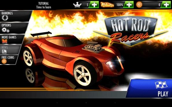 Hot Rod – горячий драг для Галакси С5, С4, Нот 3