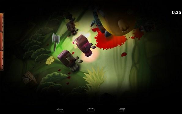 Minigore 2 – зомбилэнд для Samsung Galaxy S4, Note 3