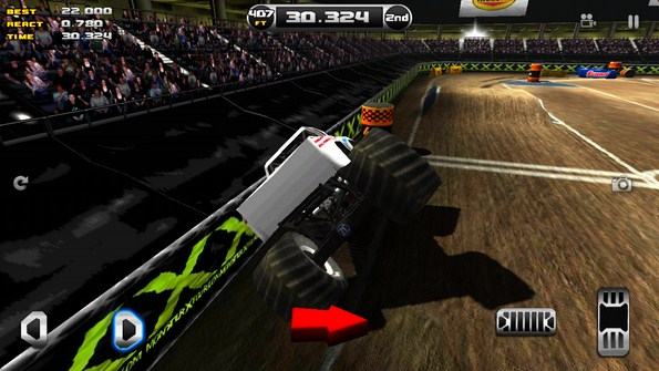 Monster Truck Destruction – разрушительные гонки ля Samsung Galaxy Note 3, S5, S4, S3