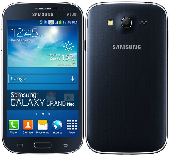 Характеристики Samsung Galaxy Grand Neo