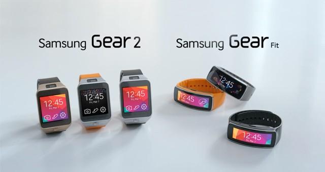 Samsung Galaxy S5, Gear 2 и Gear Fit - видео обзоры функциональных особенностей