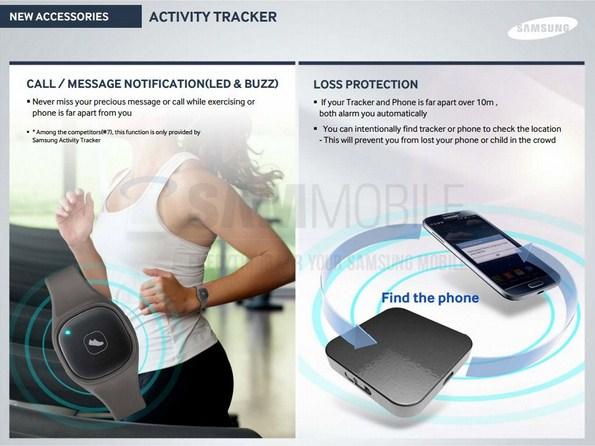 Фитнес-браслет S Band для Samsung Galaxy S5