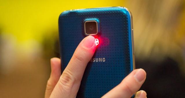 Сканер Heart Rate Sensor для измерения пульса с помощью Samsung Galaxy S5