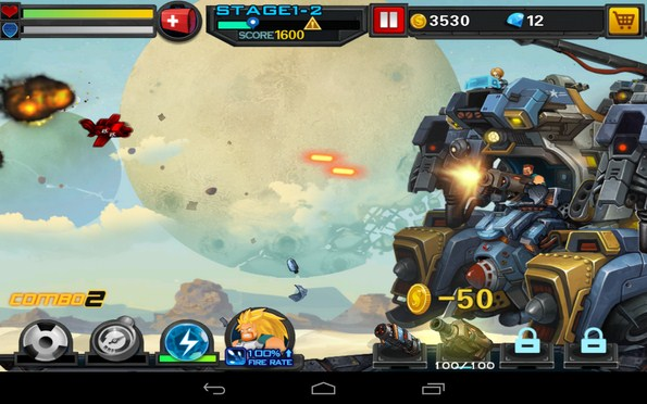 Space Brothers – охотники за головами для Samsung Galaxy Note 3, S5, S4, S3