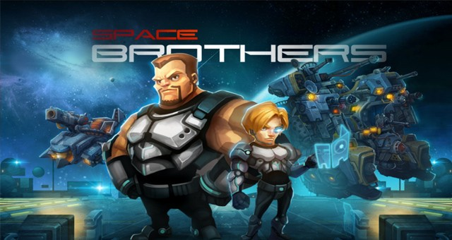 Space Brothers – охотники за головами для Samsung Galaxy Note 3, S5, S4, S3