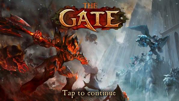 The Gate – демонические врата для Галакси С5, С4, Нот 3