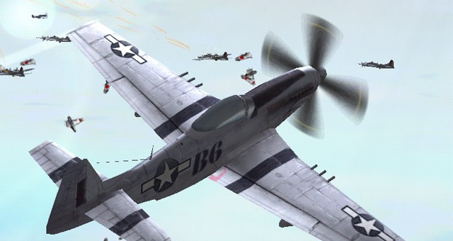 WWII Air Combat Live Wallpaper – воздушные бои для Galaxy S5, S4, S3, Note 3, Ace 2