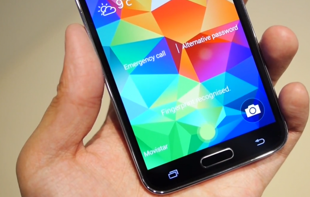 5 особенностей Galaxy S5