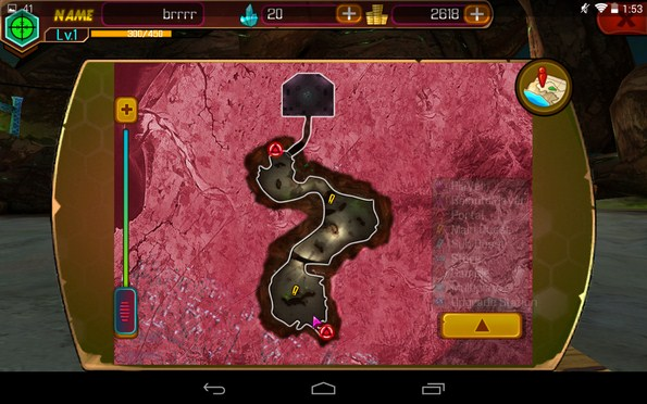 Bounty Hunter: Black Dawn – трехмерный шутер для Samsung Galaxy S5, S4, Note 3