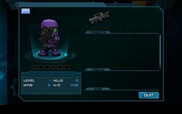Call of Mini Infinity – динамичный шутер для Галакси С5, С4, Нот 3