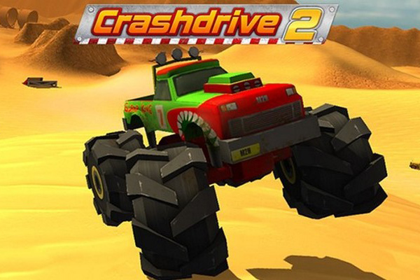 Crash Drive 2 – время экстрима для Samsung Galaxy S5, S4, Note 3