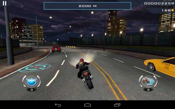 Dhoom 3 – грабитель на мотоцикле для Галакси С5, С4, Нот 3