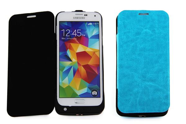 Чехол с аккумулятором дляя Samsung Galaxy S5