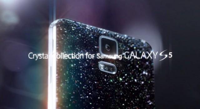 Galaxy S5 Crystal Edition появится уже в мае
