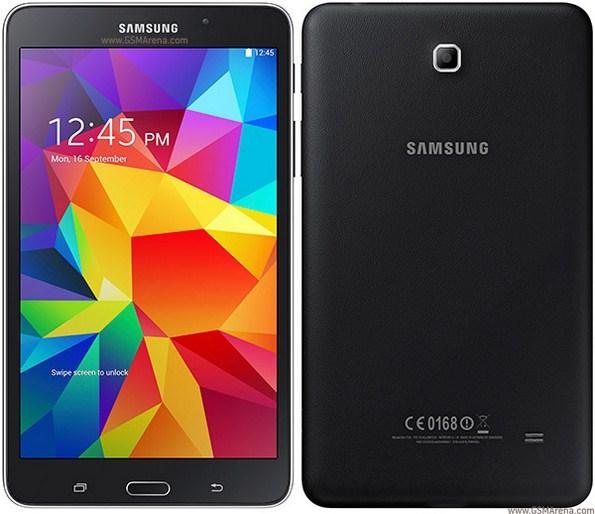 Внешний вид Samsung Galaxy Tab 4 7.0 LTE