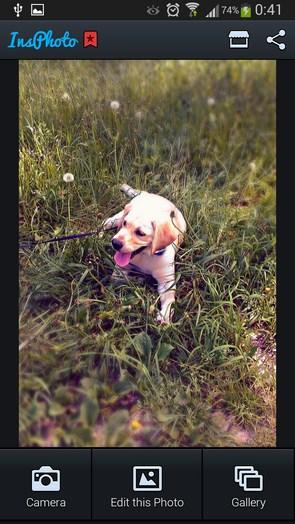 InsPhoto – быстрое редактирование фото для Samsung Galaxy S5, S4, Note 3