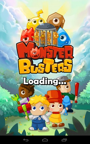 Monster Busters – башня монстров для Галакси С5, С4, Нот 3