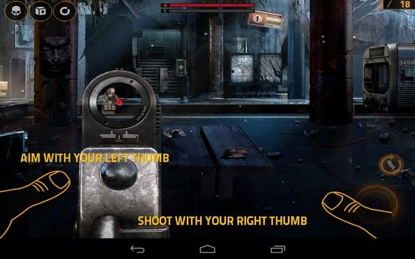 Overkill 2 – военное время для Samsung Galaxy S5, S4, Note 3