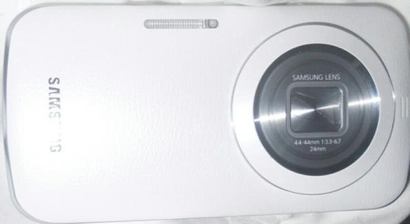 Утечка фото Samsung Galaxy K (S5) Zoom