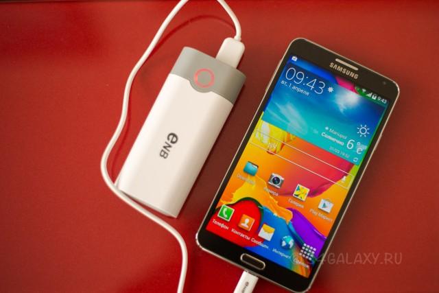 Кейс Power Bank на Samsung Galaxy