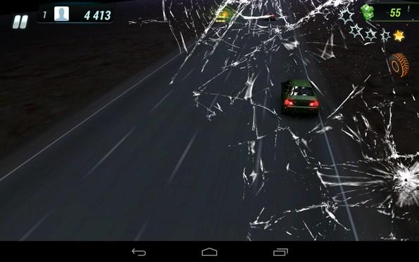 Road Smash – чувство скорости для Samsung Galaxy Note 3, S5, S4, S3