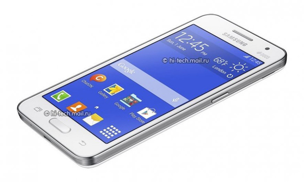 Новый смартфон Samsung Galaxy Core 2 Dual (SM-G355H) - фото и характеристики