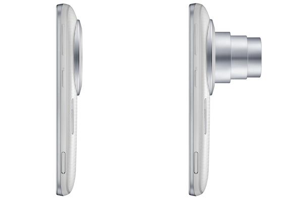 Камерофон Samsung Galaxy K Zoom - характеристики, цена, дата выхода