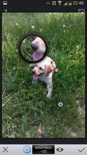 Snapseed – мощный редактор фото для Samsung Galaxy S5, S4, Note 3