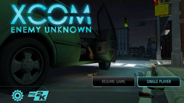 Android версия XCOM®: Enemy Unknown