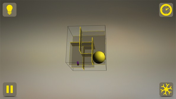 iCube+ - шарик в кубе для Samsung Galaxy Note 3, S5, S4, S3