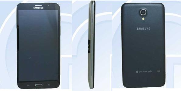 7-дюймовый планшет Samsung SM-T2558 в обличии смартфона