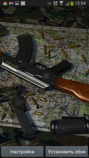 3D Guns – боевой арсенал для Samsung Galaxy S5, S4, Note 3