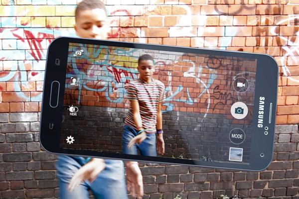 Камера в Galaxy S5 - немного интересного
