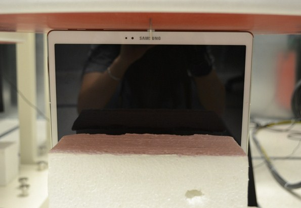 Новые фото с Samsung Galaxy Tab S (SM-T800)