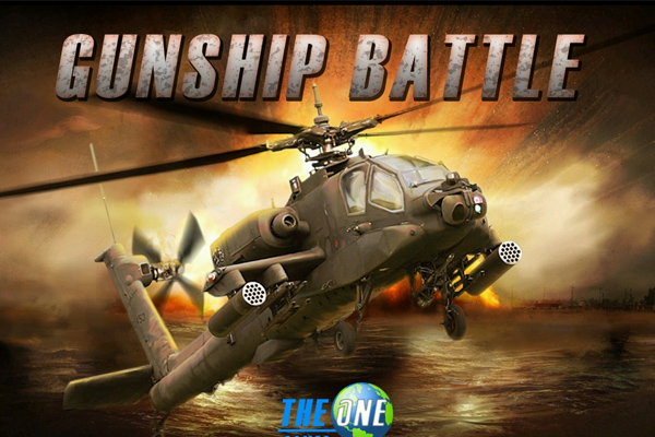 Gunship Battle – группа зачистки для Галакси С5, С4, Нот 3