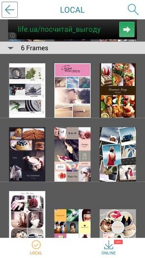 InstaMag – лучшие коллажи для Samsung Galaxy Note 3, S5, S4, S3