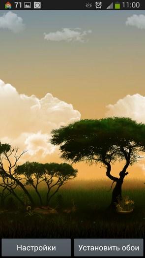 Jade Nature HD – нефритовая природа для Galaxy S5, S4, S3, Note 3, Ace 2