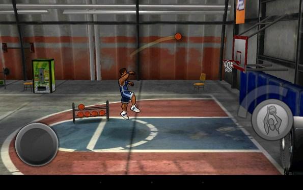 Jam City – баскетбольный турнир для Samsung Galaxy S5, S4, Note 3