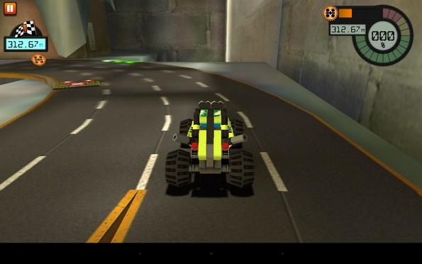 LEGO Technic Race – гонки из конструктора для Samsung Galaxy Note 3, S5, S4, S3